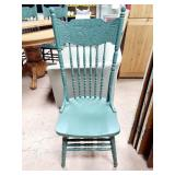 Wood Painted Chair