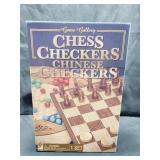 Chess Checkers New
