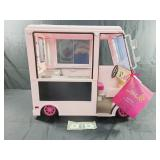 Our Generation Doll Ice Cream Truck