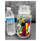 Mickey Mouse Jar