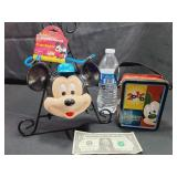 Mickey Canteen & Lunch Box