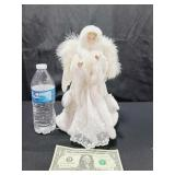 Snow Angel Tree Top or Table Sitter