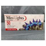50 Blue Mini