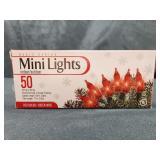 50 Red Mini