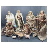 LARGE Nativity Scene 18 Inch Pieces