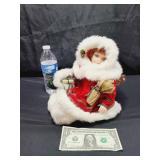 Porcelain Sitting Doll