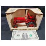 Vintage Erty Red Cub Tractor
