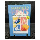 Household Hints Book New