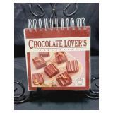 Chocolate Lovers Cookbook New