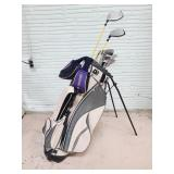 Nice Set Of Golf Clubs