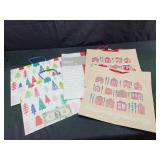Large Gift Bags & Tissue Paper