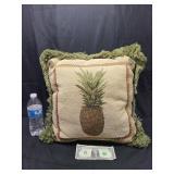 Pineapple Throw Pillow New