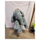 Large Elephant Stuffed Animal