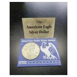 American Eagle Silver Dollar