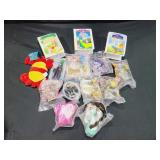 Assorted Happy Meal Toys