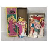 Superstar Barbie Paper Dolls Kit
