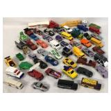 50+ Vtg Hot Wheels Matchbox  Die Cast Lot