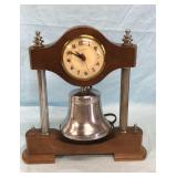 Sessions Liberty Bell Mantle Clock