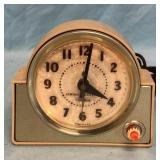 General Electric Telechron Clock WORKS