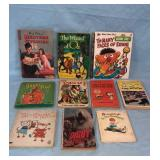 10 Vintage Chldrens Books 1960-80s