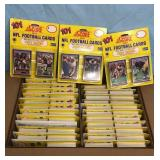 NOS Case 48 NFL Score Football Cards 1990