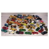 60+ Matchbox Hot Wheels Die Cast Cars Bus