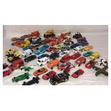 60+ Matchbox Hot Wheels Die Cast Cars Trucks