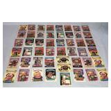 45+ Vintage Garbage Pail Kids Sticker Cards