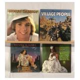 4 Vintage Albums Village People