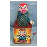 1971 Mattel Jack in the Music Box Toy