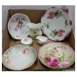 ANTIQUE & VINTAGE PORCELAIN & BONE CHINA