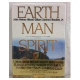 EARTH, MAN, SPIRIT -  SIGNED 1ST EDITION