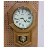 VINTAGE DORSET 31-DAY WALL CLOCK