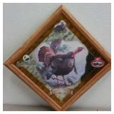 "MILLER HIGH LIFE  ""TOM TURKEY"" JOE BUCHER MIRROR"
