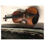Maestro Violin Satin Finish w/case, bow & rosin