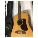 Walden 12 string acoustic guitar