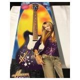 3/4 Disney Hannah Montana electric guitar