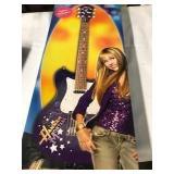 3/4 size Disney Hannah Montana Electric Guitar
