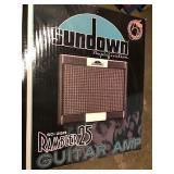 Rare Sundown SD-25R Rambler 25 guitar amp