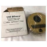 VS blues USB-A 40 tweed round practic amp