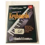 DVD Keyboard instructional