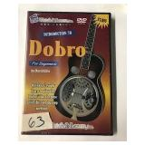 Dobro instructional introduction for beginners
