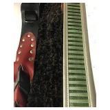 Set of 3 MultiColored Guitar Straps