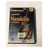 DVD Mandolin Instructional