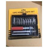 13 pc Hobby Knife Set