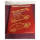 1975-79 Rabbit/Scirocco Service Manual