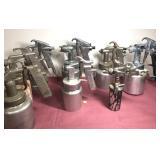 8 Spray Cans, Craftsman, Speedy,