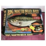 Big Mouth Billy Bass-still NEW in box