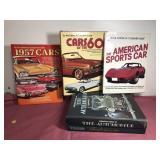 5 Car Books