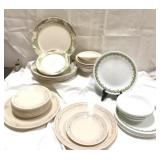 Lots of various Corelle Ware plates and